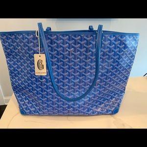 Goyard 2019 Sac Artois MM Bleu Ciel